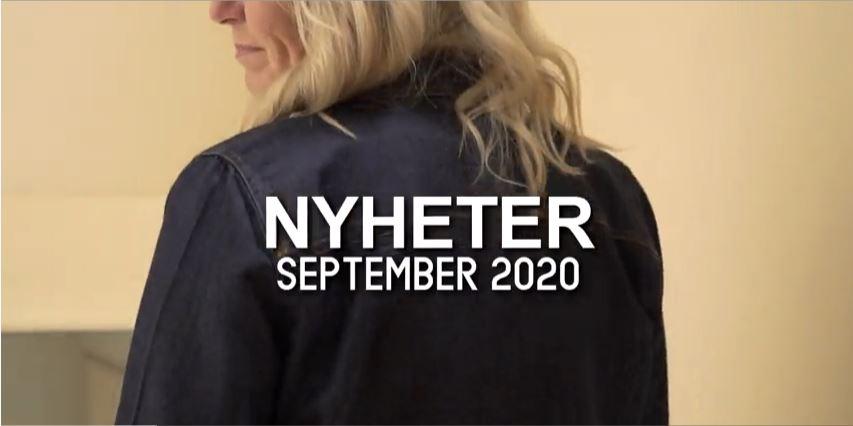 Tredje av tio septemberfilmer. Release 20 september.