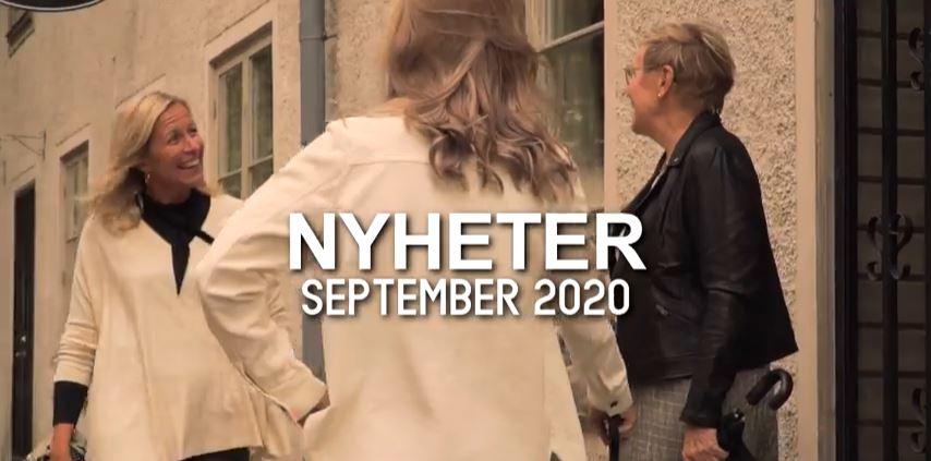 Tionde av tio septemberfilmer. Release 23 september.