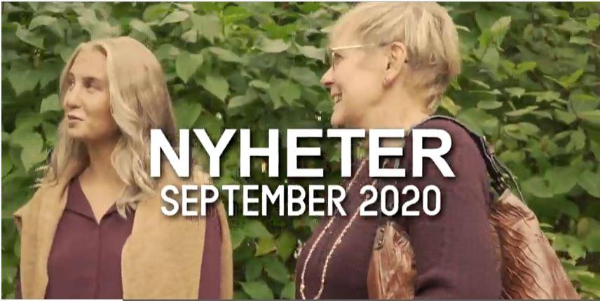 Första av tio septemberfilmer. Release 19 september.